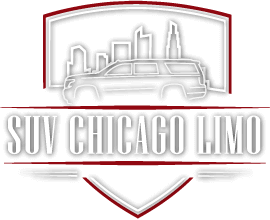 SUV Chicago Limo logo