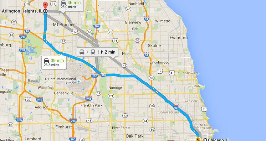 SUV Chicago Limo
