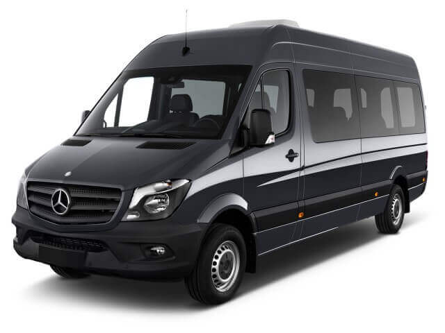 VAN transportation service